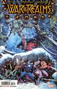 The War of the Realms #3 (2019)