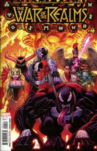 The War of the Realms #4 (2019)
