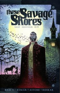 These Savage Shores #4 (2019)