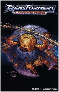 Transformers: Universe #1 (2003)