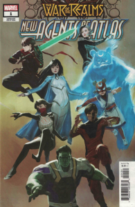 War of the Realms: New Agents Of Atlas #1 (2019)