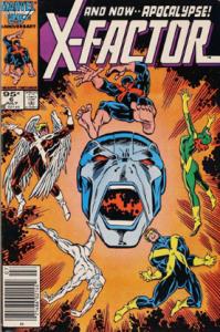 X-Factor #6 (1986)