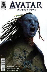 Avatar: Tsu'tey's Path #5 (2019)