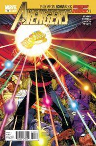 Avengers #10 (2011)