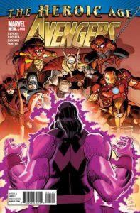 Avengers #2 (2010)