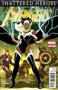 Avengers #21 (2012)