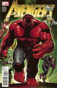 Avengers #7 (2010)