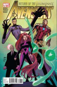 Avengers #8 (2010)