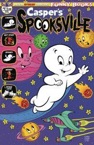 Casper's Spooksville #1 (2019)