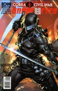 G.I. Joe: Snake Eyes #3 (2011)