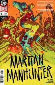 Martian Manhunter #6 (2019)