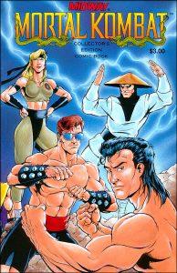 Mortal Kombat #1 (1992)