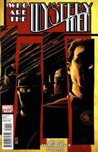 Mystery Men #1 (2011)