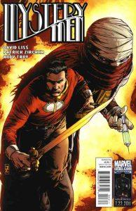 Mystery Men #3 (2011)