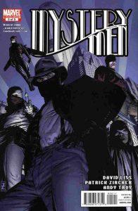 Mystery Men #5 (2011)
