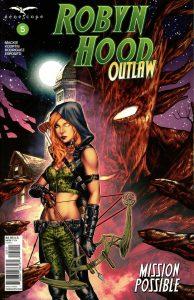 Robyn Hood: Outlaw #5 (2019)
