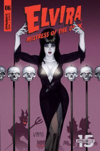 Elvira, Mistress Of Dark #6 (2019)