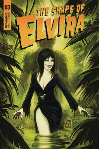 Elvira: The Shape Of Elvira #3 (2019)