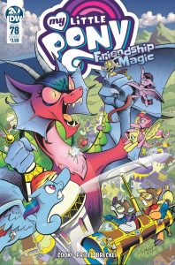 My Little Pony: Friendship Is Magic #78 (2019)