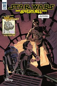 Star Wars Adventures #22 (2019)