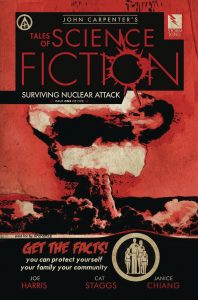 John Carpenter's Tales of Science Fiction: Surviving Nuclear Attack #1 (2019)