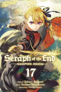 Seraph of the End: Vampire Reign #17 (2019)