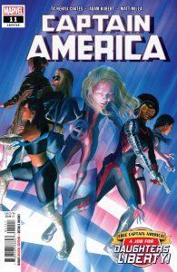 Captain America #11 (2019)