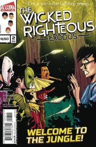 The Wicked Righteous: Exodus #2 (2019)