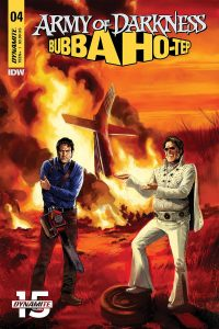 Army Of Darkness /  Bubba Ho-Tep #4 (2019)