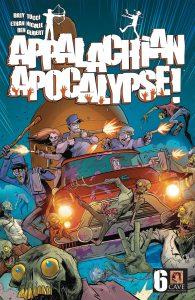 Appalachian Apocalypse #6 (2019)