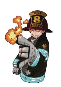 Fire Force #16 (2019)