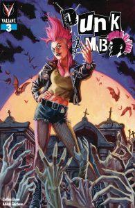 Punk Mambo #3 (2019)