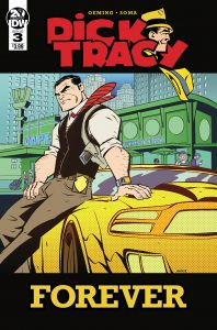 Dick Tracy: Forever #3 (2019)