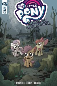 My Little Pony: Spirit Of The Forest #2 (2019)