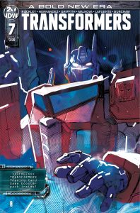 Transformers #7 (2019)