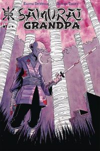 Samurai Grandpa #1 (2019)