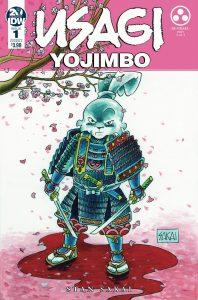 Usagi Yojimbo #1 (2019)