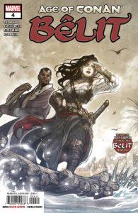 Age Of Conan: Belit Queen of the Black Coast #4 (2019)