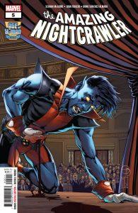 Age Of X-Man: The Amazing Nightcrawler #5 (2019)