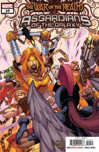 Asgardians Of The Galaxy #10 (2019)