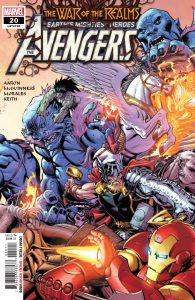 Avengers: Earth's Mightiest Heroes #20 (2019)