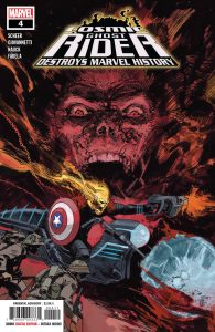 Cosmic Ghost Rider Destroys Marvel History #4 (2019)