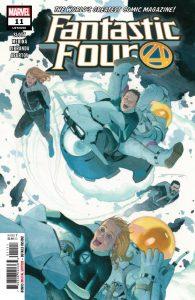 Fantastic Four #11 (2019)