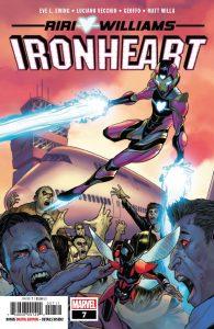 Ironheart #7 (2019)