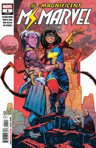 The Magnificent Ms. Marvel #4 (2019)