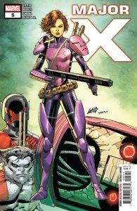 Major X #5 (2019)