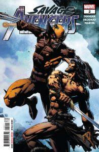 Savage Avengers #2 (2019)