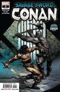 Savage Sword Of Conan #6 (2019)