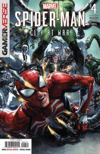 Marvel's Spider-Man: City At War #4 (2019)