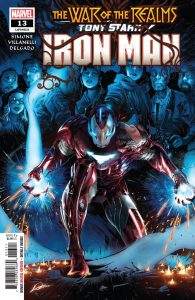 Tony Stark: Iron Man #13 (2019)